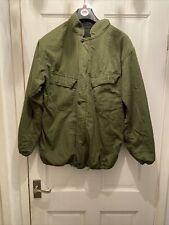 Vintage USA Army mens green army jacket 1981