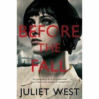 West, Juliet, Before the Fall, Very Good Book