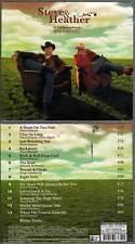 """STEVE & HEATHER """"Made In Nashville"""" (CD Digipack) 2006 NEUF"""