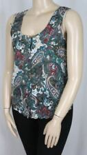 Paisley Tops & Blouses for Women with Buttons