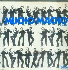 """7"""" M. A. N./Mucho Macho (D)"""