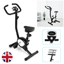 Exercise Spinning Bike Home Gym Fitness Cycle Cardio Resistance Workout Machine