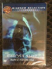 GHOST SHIP BARCO FANTASMA DVD NUEVO WARNER SELECTION CINE GORE ESPAÑOL INGLES AM
