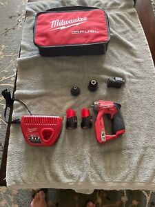 Milwaukee 2505-20 M12 FUEL Installation Drill/Driver
