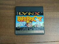 Paperboy / Cart Only / Atari Lynx Game
