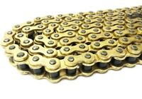 Motorcycle Heavy Duty GOLD Motorcycle Chain 420HD 130 Links
