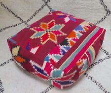Vintage Moroccan Floor Cushion 012