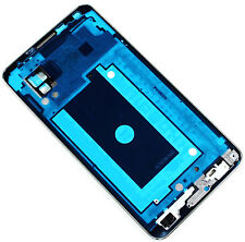 NEW AT&T Samsung Galaxy Note 3 N900A Faceplate Front Bezel Middle Plate Frame US
