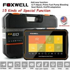 OBD2 Car Full System Scanner ABS TPMS Code Reader BMS IMMO EPB Diagnostic Tool