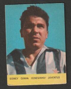 FIGURINA CALCIATORI DI LARA 1967-68 JUVENTUS CINESINHO