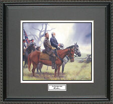Mort Kunstler THEY WERE SOLDIERS INDEED Framed Print Civil War Wall Art Gift