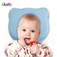 Newborn Head Pillow Soft Memory Foam for Neck Support & Flat Head Prevention