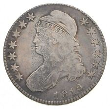 1819 Capped Bust Half Dollar - Charles Coin Collection *656