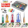 60Pcs Bias Tape Maker Kit Set for Sewing Quilting Awl & Binder Foot US Warehouse