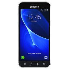 Samsung J3 (2016) 16GB AT&T Unlocked GSM Android 8MP Phone - Dark Grey