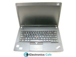 """Lenovo Edge E430 14.0"""" Laptop 2.30 GHz i3-2350M 4GB RAM (Grade C No Battery)"""