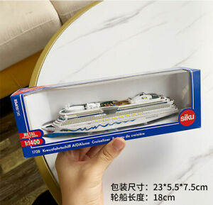 TOY 1/1400 Siku RMS Queen Mary 2 SHIP model