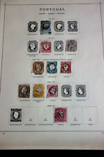 Portugal Stamp Collection Potent Early Mint and Used
