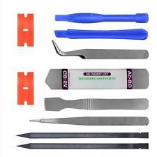 10 in1 Mobile Repair Opening Tools Kit Set Pry Screwdriver For iPhone Samsung Bü