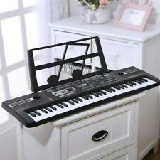 61 Keys Digital Music Electronic Keyboard Electric Piano & Microphone Set Uk