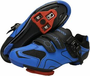 Unisex Cycling Shoes Compatible with Peloton Indoor Road or Mountain Bike...