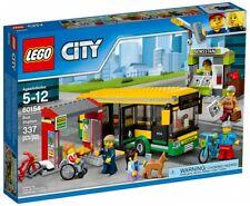 LEGO CITY 60154 La gare routière bus neuf scellé