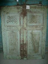 Ancienne porte indienne 56 x 69.5 cm