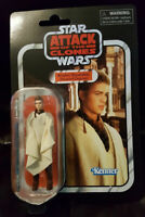 Star Wars ANAKIN SKYWALKER - VC32 Peasant Disguise AOTC MOC 2021 FREE Shipping!