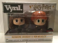 Funko VYNL Harry Potter Hermione Granger & Ron Weasley 2 pack Special Edition