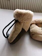 Baby Schuhe echt Leder gefüttert Neugeborene