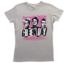 New: GREEN DAY - Swirl Pop Concert T-Shirt Girlie (Size: 2XL)