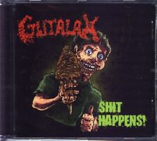 Gutalax - Shit Happens CD