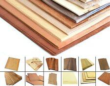 Furniere Holz Mahagoni Ahorn Nussbaum Eiche Buche basteln werken Modellbau Deko