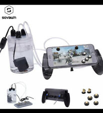 Gamepad Mobile Phone Cooling Fan Case Water Cooler Radiator For IPhone8P XR