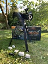Celestron Astro Fi 130mm Newtonian Telescope With Extras