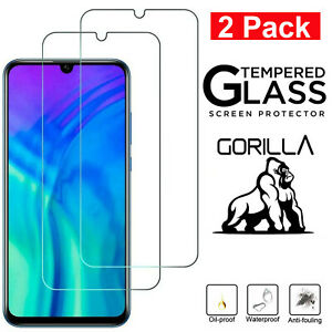 Tempered Glass Screen Protector For Huawei P20 P40 Lite Pro P smart Honor Mate