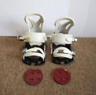 Union Milan Extruded Aluminum Snowboard Bindings Size Small
