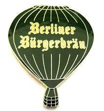 BIER Pin / Pins - BERLINER BÜRGERBRÄU grün