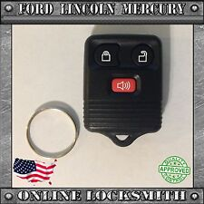 New Remote Case Shell For Ford F150 F250 F350 Replacement Keyless entry Key Fob