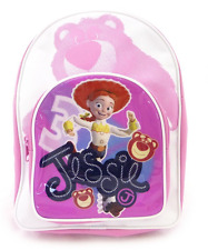 QUALITY TOY STORY JESSIE PINK KIDS BACKPACK RUCKSACK SCHOOL HOLIDAY TRAVEL BAG