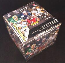 2017 Panini NFL Football Sticker Box Factory Sealed 50 packs/7 Stickers