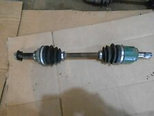 Suzuki 700 King Quad 2006 06 LT-A700X left front axle cv joint wheel shaft