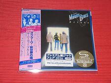 THE MOODY BLUES Octave with Bonus Tracks  JAPAN MINI LP SHM CD