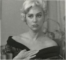 Photo Frank Horvat Argentique Martine Carol Vers 1960