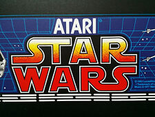 STAR WARS Marquee Screen Printed from the Original ATARI Films - PA EXCLUSIVE!