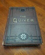 The Quiver 1888 - An Illustrated Magazine for Sunday and General Reading VGC
