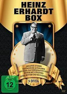 Heinz Erhardt Box [5 DVDs]   DVD   Zustand gut