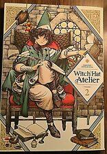 WITCH HAT ATELIER MANGA VOLUME 2 ENGLISH VERSION