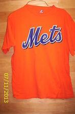 Majestic MLB New York Mets #7 Mens Medium Jersey T Shirt