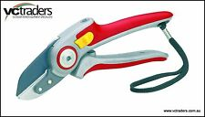 Wolf Garten RS5000 Professional Anvil Aluminum Secateurs